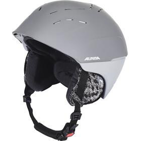 Alpina Spice casco grigio